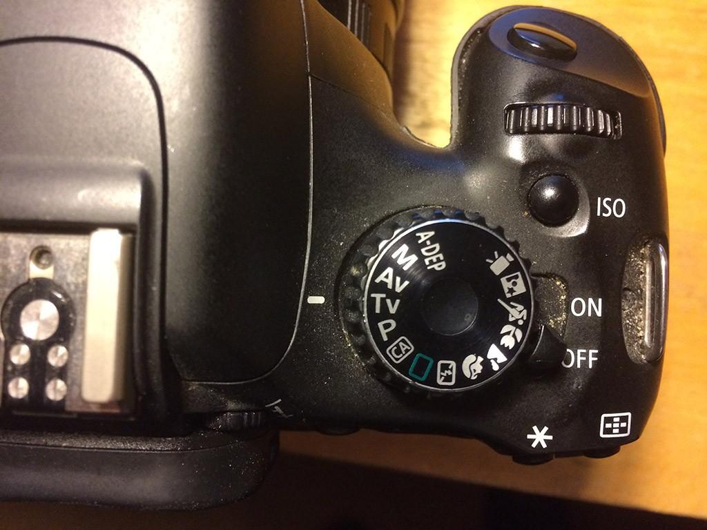 """Die Zeitautomatik heißt bei Canon Tv. Bei fast allen anderen Systemen ist es des """"S"""" - Modus."""
